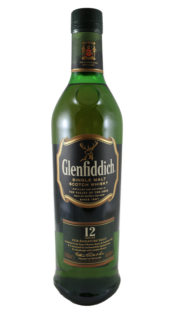 Glenfiddich, Single Malt Scotch Whisky (12 years)