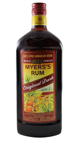 Myers's Rum, Original Dark