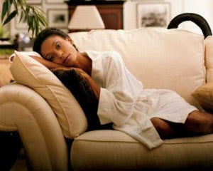 A study found that children who slept less than six hours a night had a much greater risk of major deppression