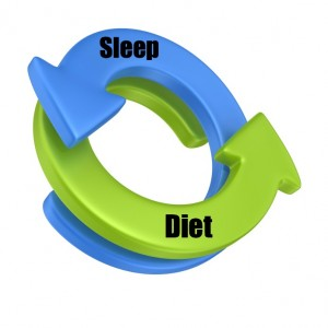 Sleep and healthy weight loss go hand in hand.