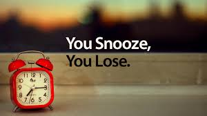Even though reaching for the snooze button may feel like the greatest thing ever, research shows that when you use it and grab that extra ten minutes of sleep, you're actually making yourself feel worse instead of better