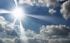 Exposing yourself to lots of light during the day can help with your sleep cycle