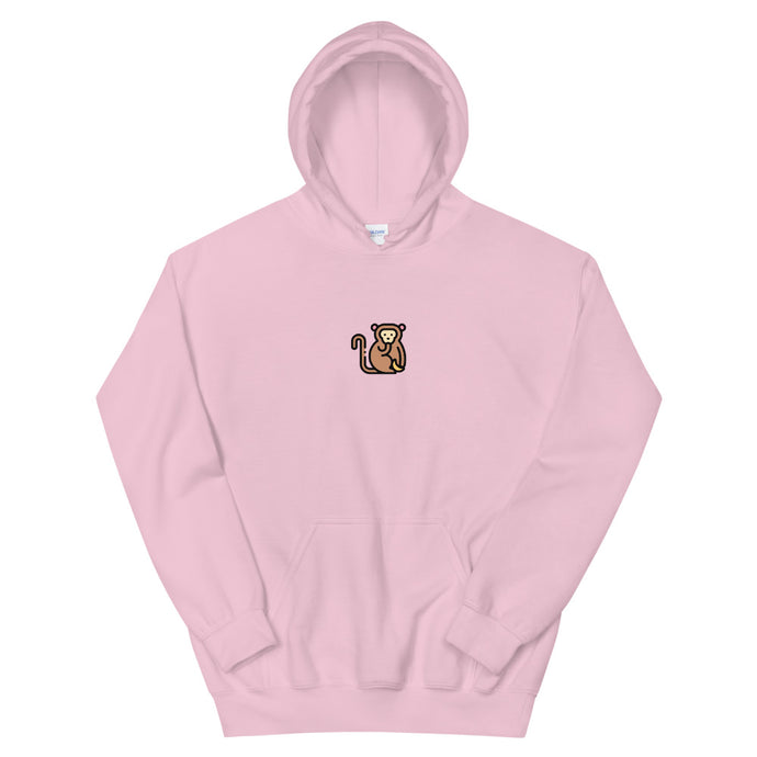 Little Monkey Unisex Hoodie - FRANKdesigns.Co
