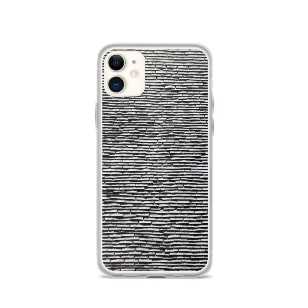 Grey Brick IPhone Case - FRANKdesigns.Co