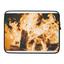 Load image into Gallery viewer, Get Lit Laptop Sleeve - FRANKdesigns.Co