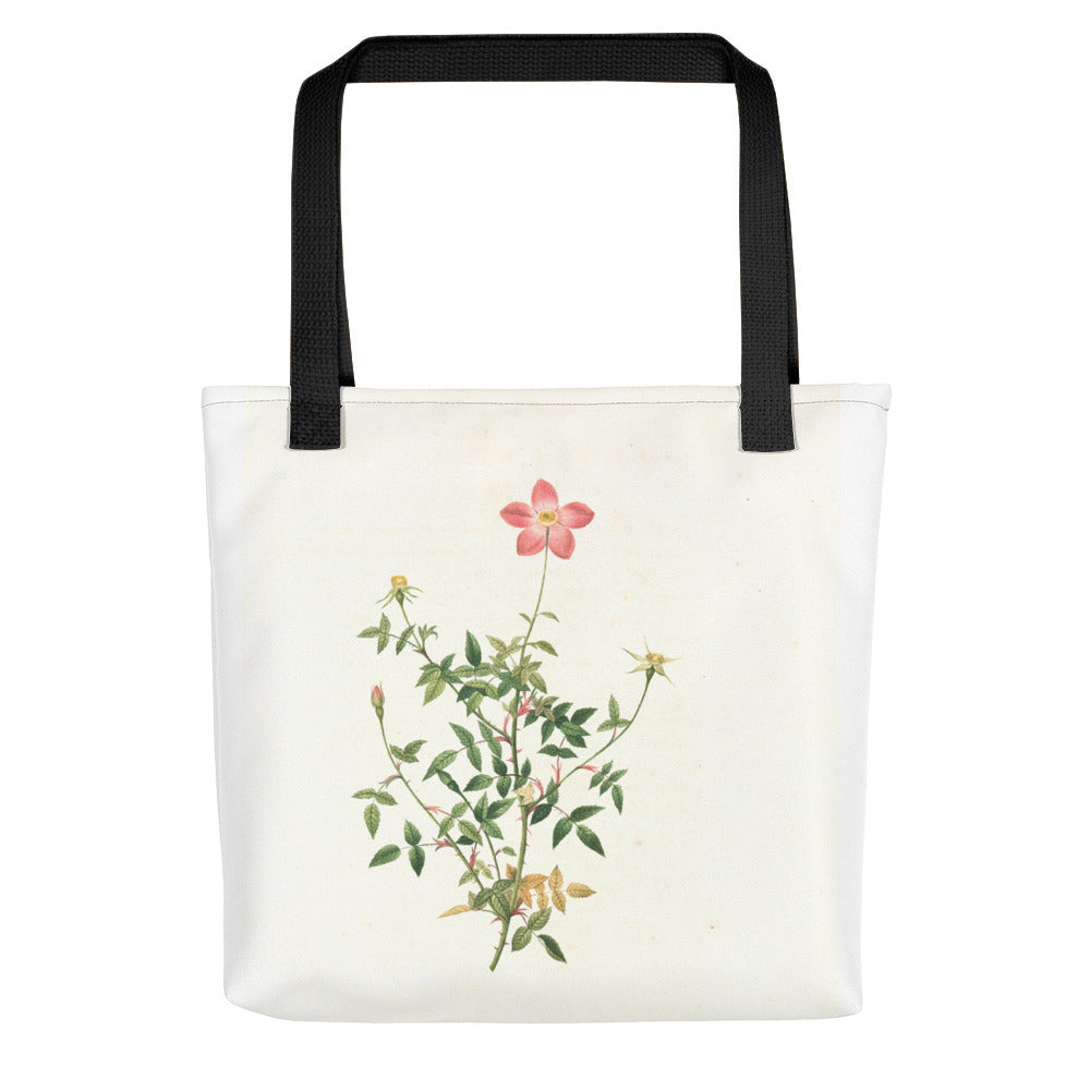 vintage flower print illustration 28 Tote bag - FRANKdesigns.Co