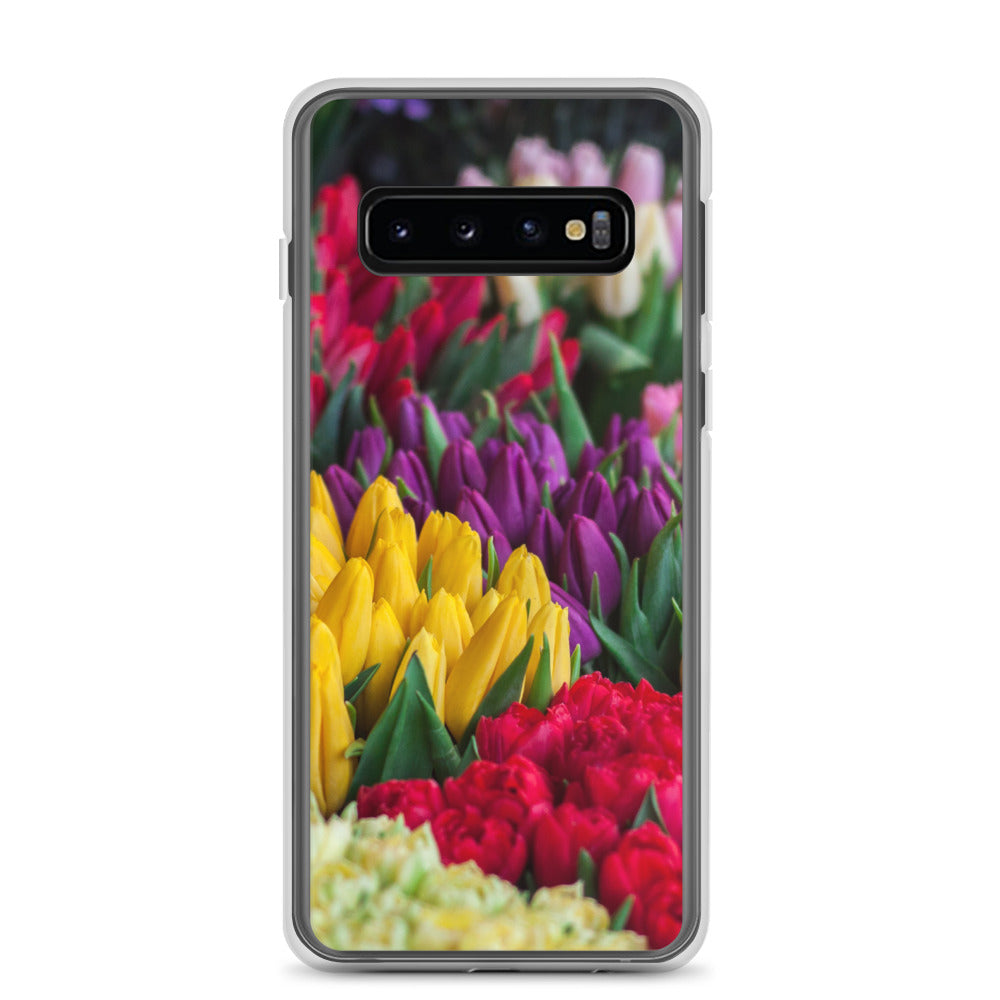 Bunches of Flowers Samsung Case - FRANKdesigns.Co