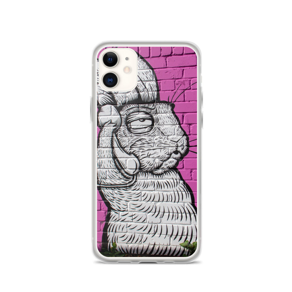 Bunny Call IPhone Case - FRANKdesigns.Co