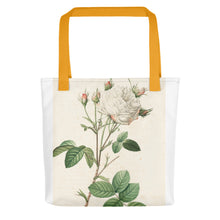 Load image into Gallery viewer, vintage flower print illustration 16 Tote bag - FRANKdesigns.Co