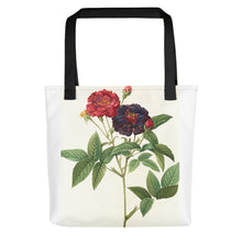 Load image into Gallery viewer, vintage flower print illustration 27 Tote bag - FRANKdesigns.Co
