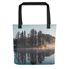 Load image into Gallery viewer, Tree Reflections Tote bag - FRANKdesigns.Co