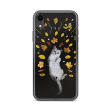 Load image into Gallery viewer, iPhone Case | Autumn Cat - FRANKdesigns.Co