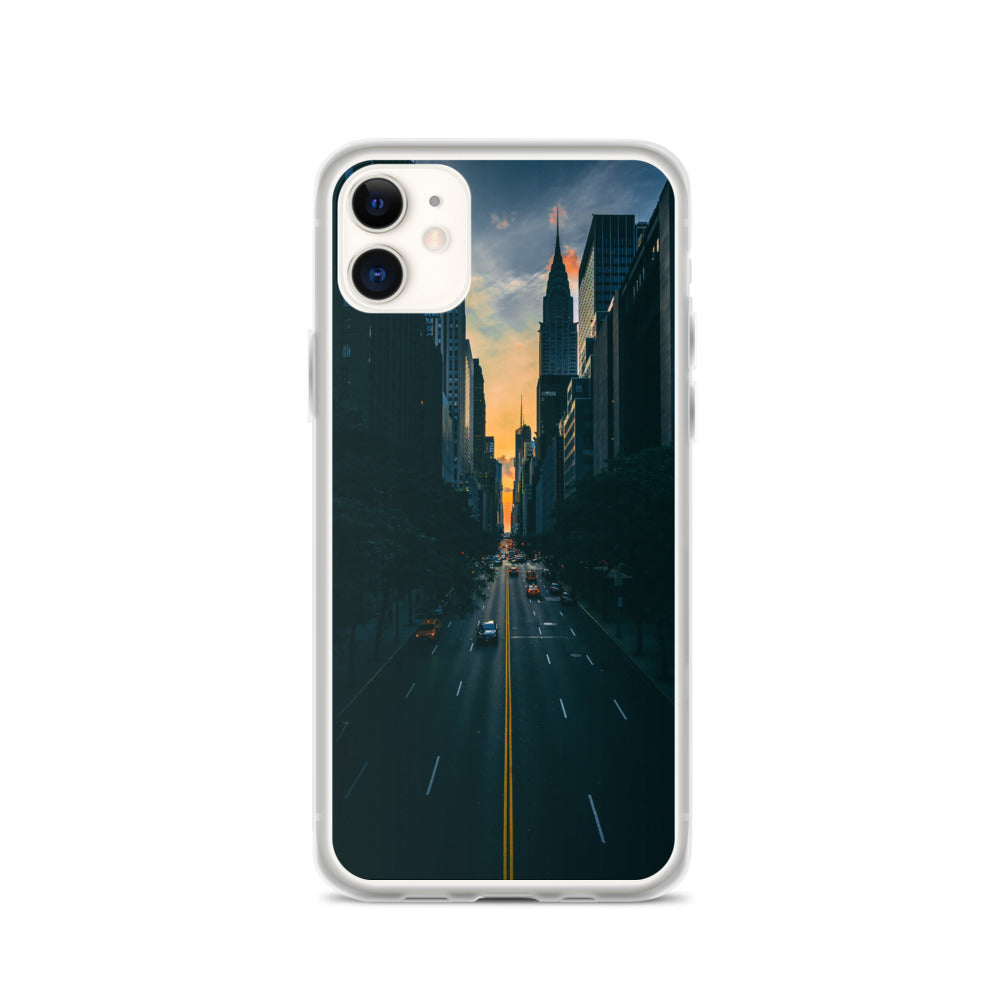 City Horizon IPhone Case - FRANKdesigns.Co