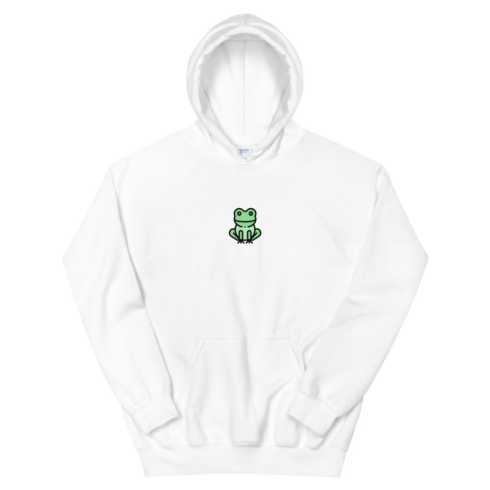 Little Frog Unisex Hoodie - FRANKdesigns.Co