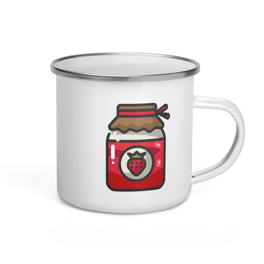 Jam Enamel Mug - FRANKdesigns.Co