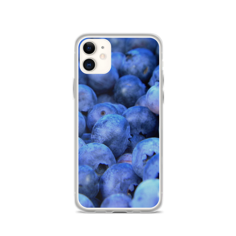 Blueberry Pile IPhone Case - FRANKdesigns.Co