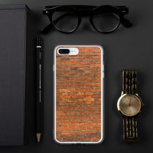 Load image into Gallery viewer, iPhone Case | Brick Wall - FRANKdesigns.Co