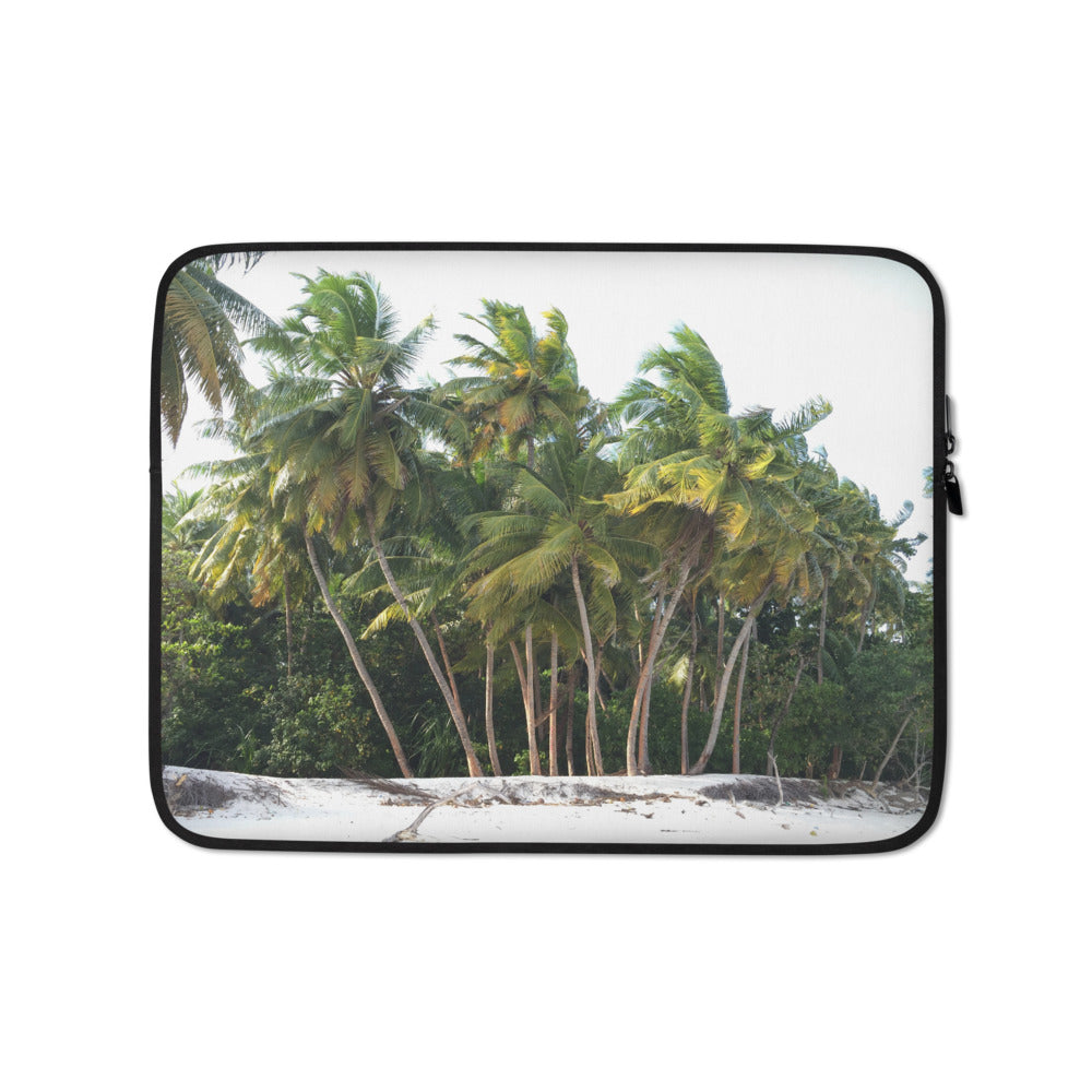 Island Life Laptop Sleeve - FRANKdesigns.Co