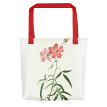 Load image into Gallery viewer, vintage flower print illustration 23 Tote bag - FRANKdesigns.Co