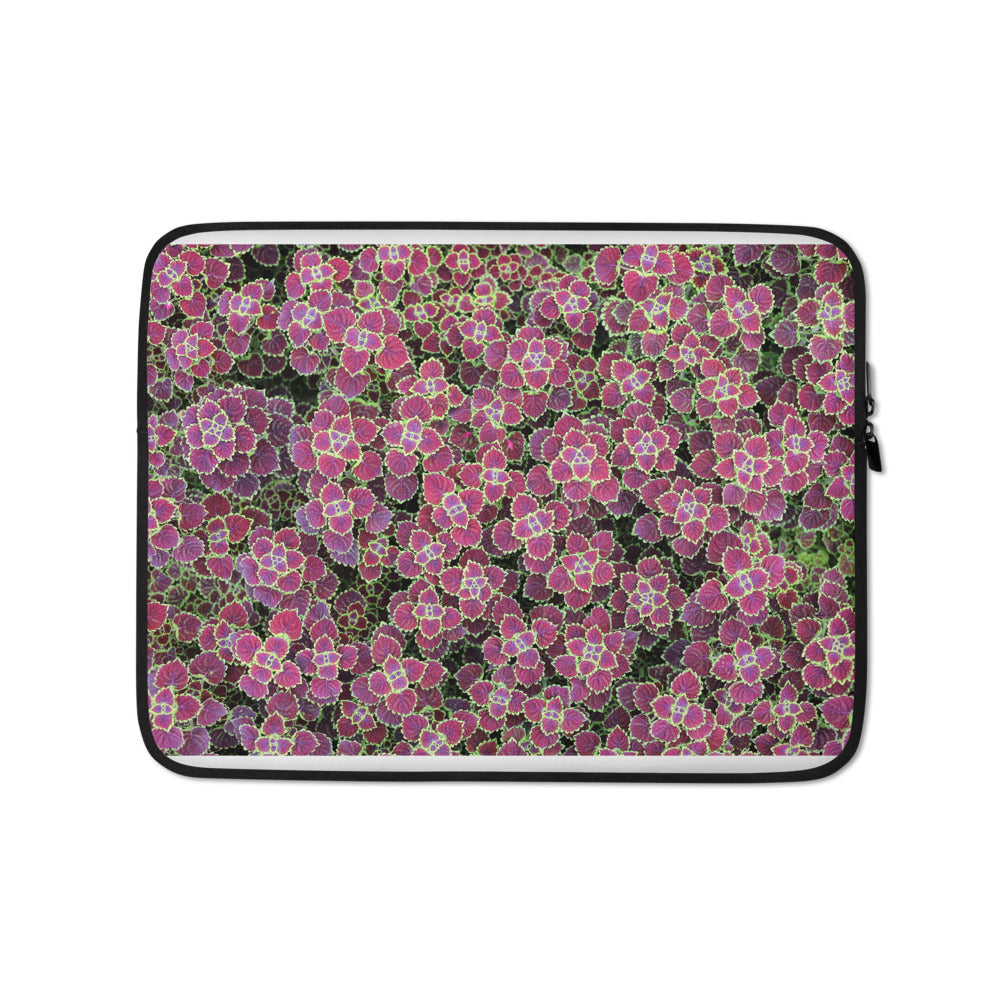 cellular Laptop Sleeve - FRANKdesigns.Co