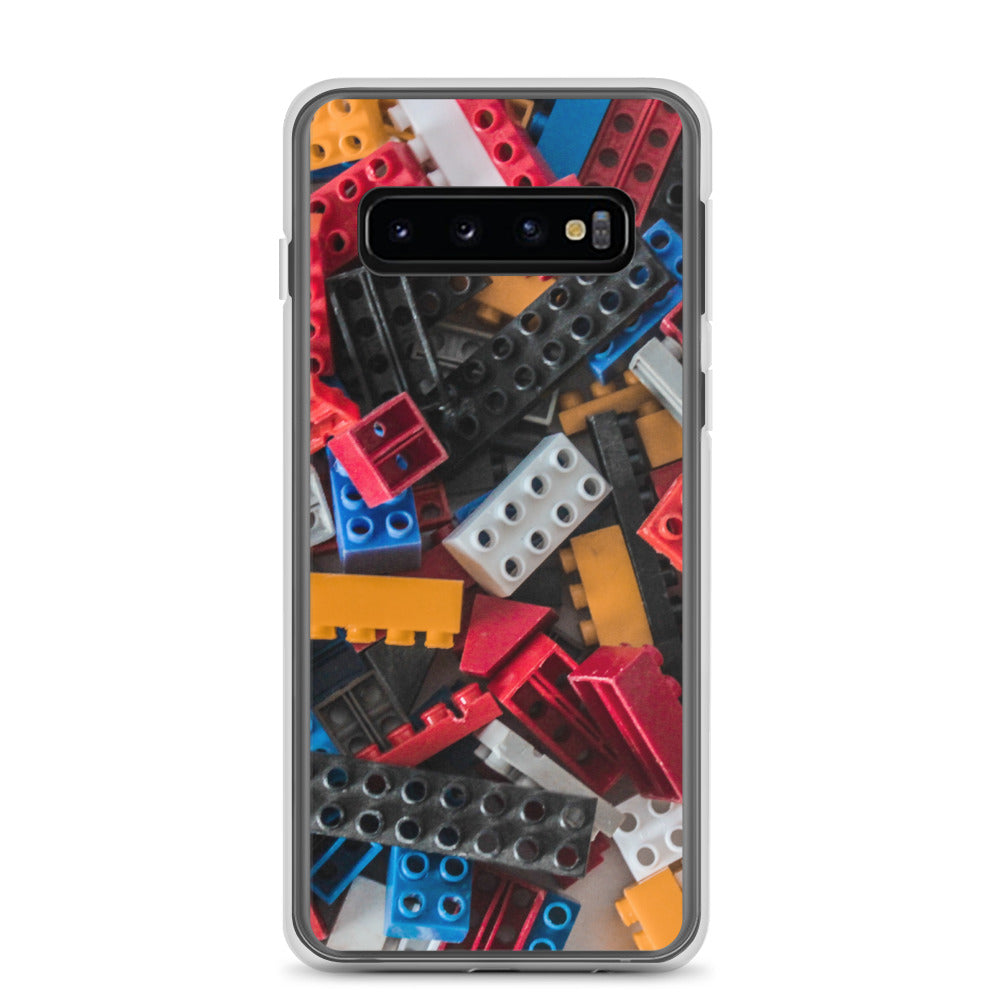 LEGO for days Samsung Case - FRANKdesigns.Co