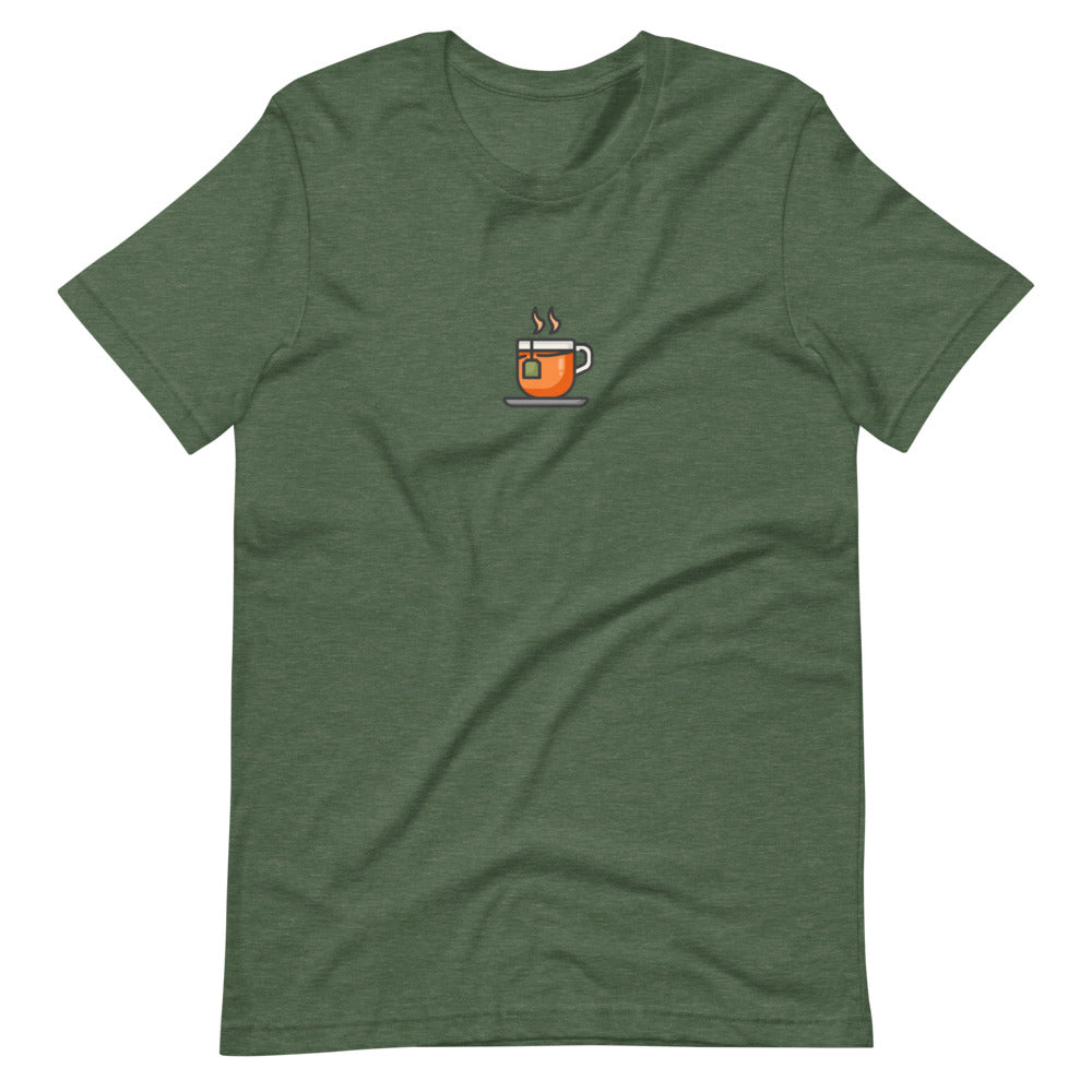 Tea T-shirt - FRANKdesigns.Co