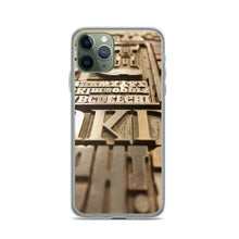 Load image into Gallery viewer, Letterpress IPhone Case - FRANKdesigns.Co