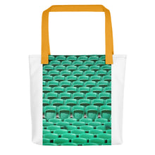 Load image into Gallery viewer, Green Sears Tote bag - FRANKdesigns.Co