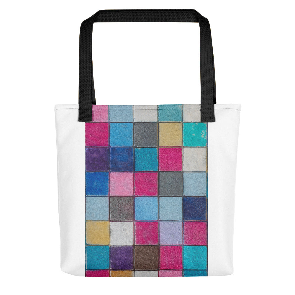 chaulk colors Tote bag - FRANKdesigns.Co