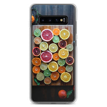 Load image into Gallery viewer, citrus Samsung Case - FRANKdesigns.Co