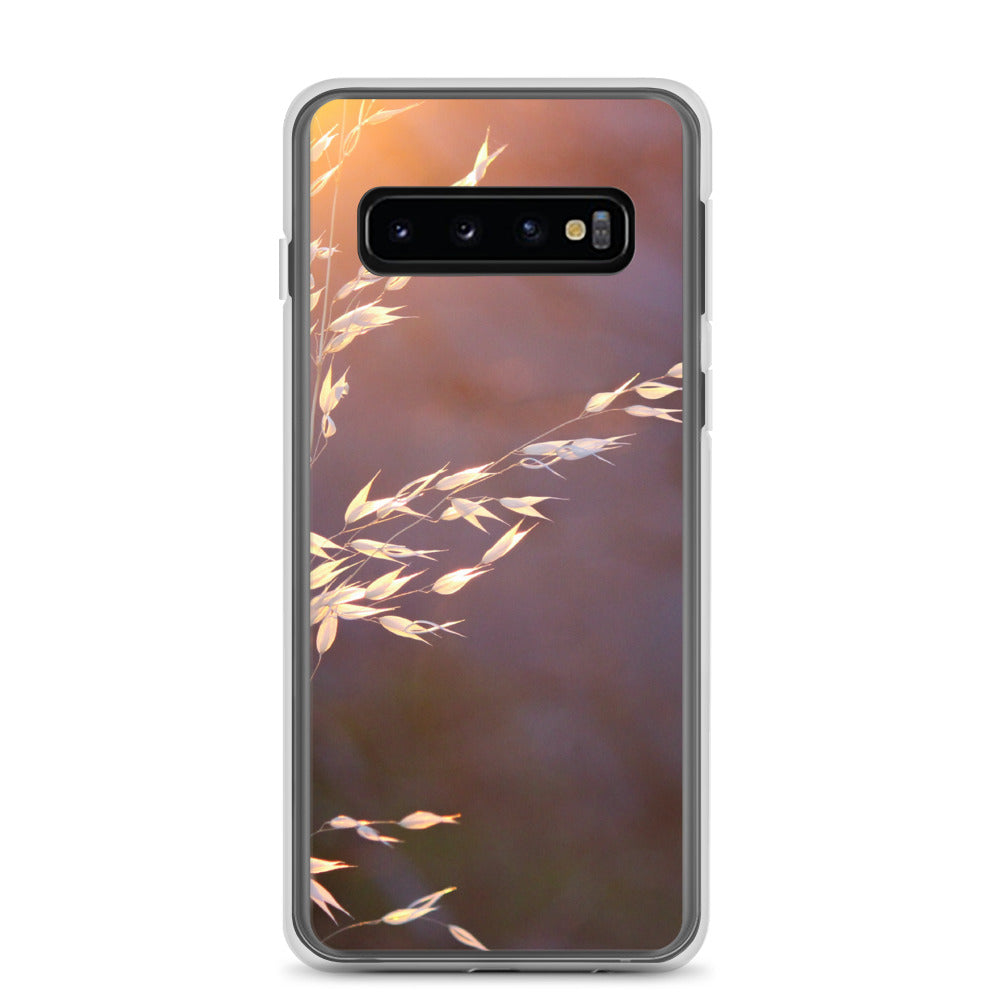 Wheat in Morning Samsung Case - FRANKdesigns.Co