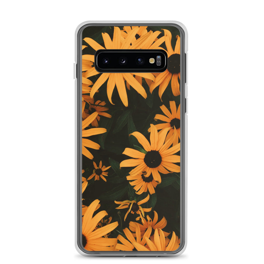 Black Eyed Susans Samsung Case - FRANKdesigns.Co