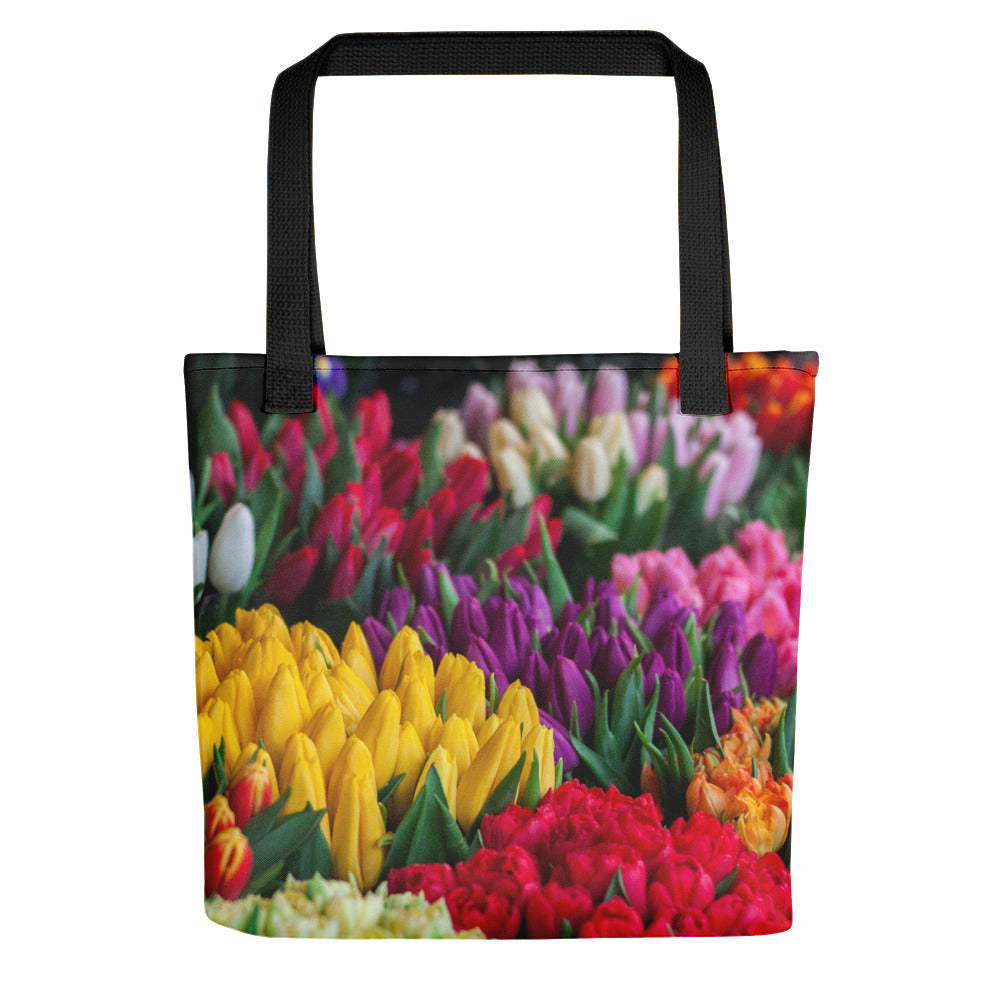 Bunches of Flowers Tote bag - FRANKdesigns.Co