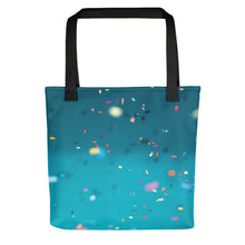 Load image into Gallery viewer, Confetti Explosion Tote bag - FRANKdesigns.Co