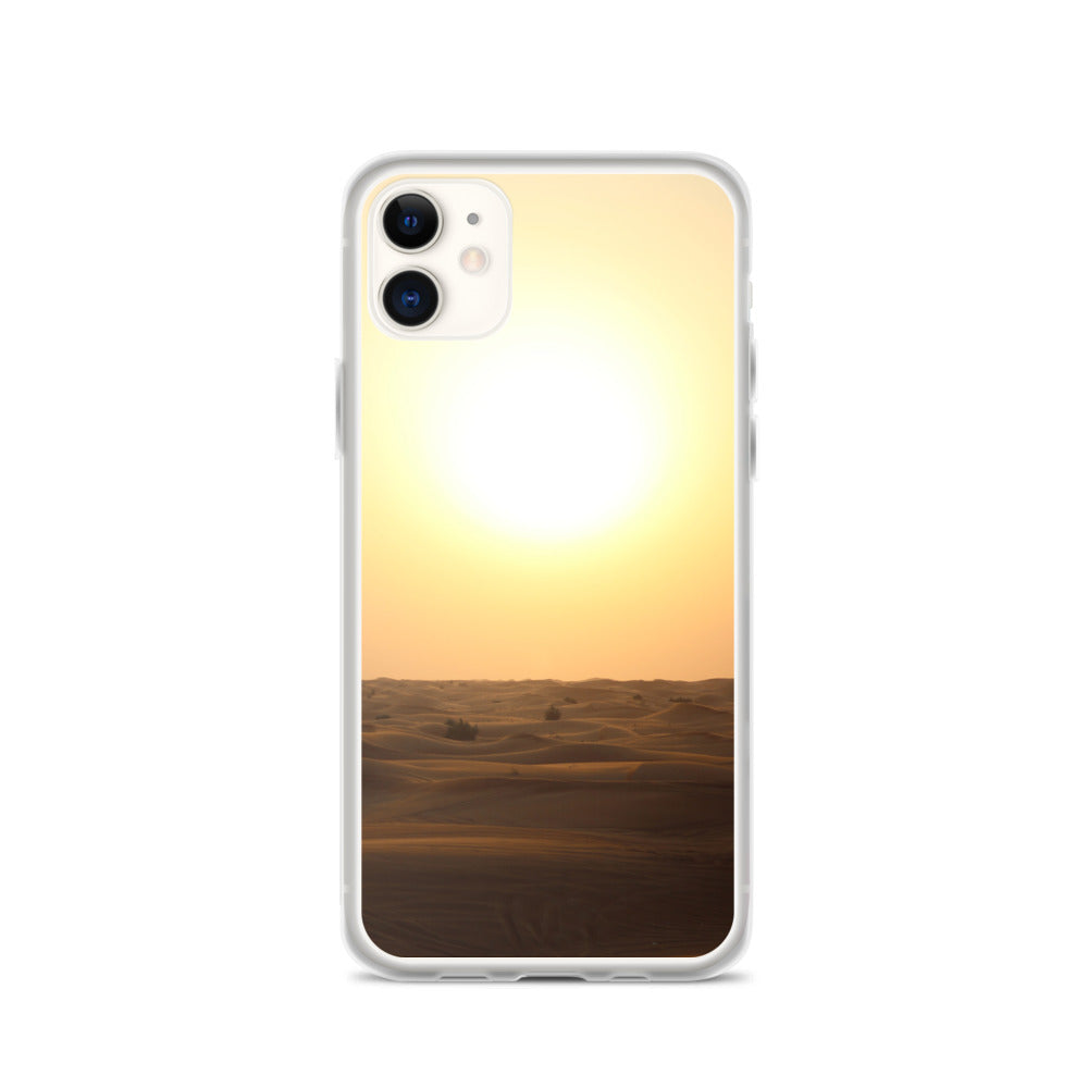 Sun over sea IPhone Case - FRANKdesigns.Co