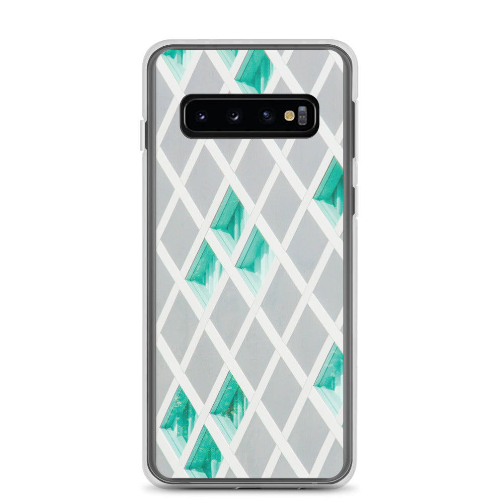 Grid Windows Samsung Case - FRANKdesigns.Co