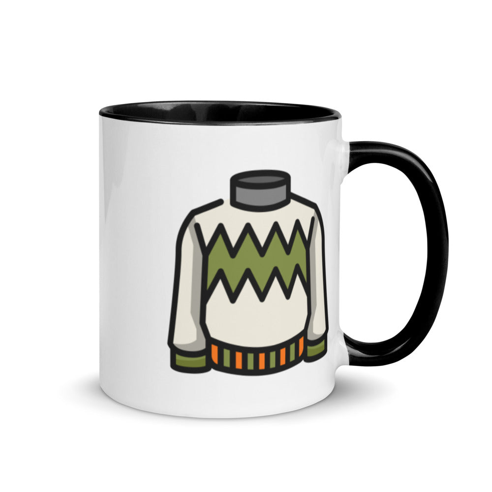 Sweater Mug with Color Inside - FRANKdesigns.Co