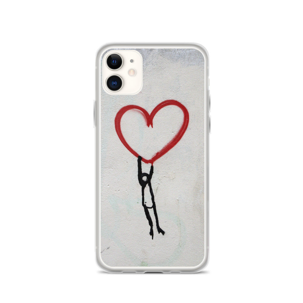 Floating Heart IPhone Case - FRANKdesigns.Co