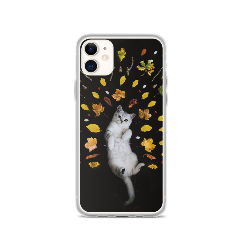 iPhone Case | Autumn Cat - FRANKdesigns.Co