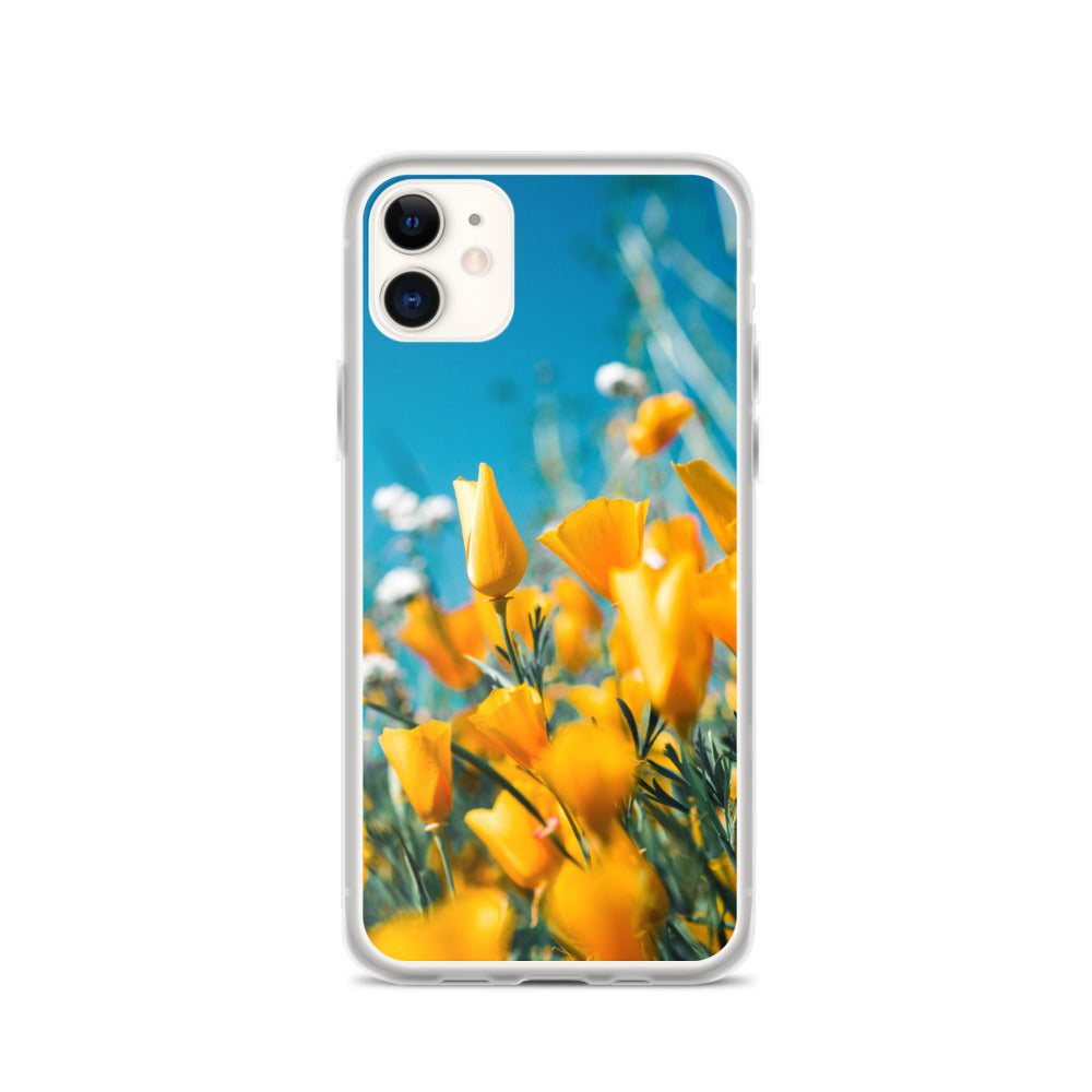 Floral Field IPhone Case - FRANKdesigns.Co