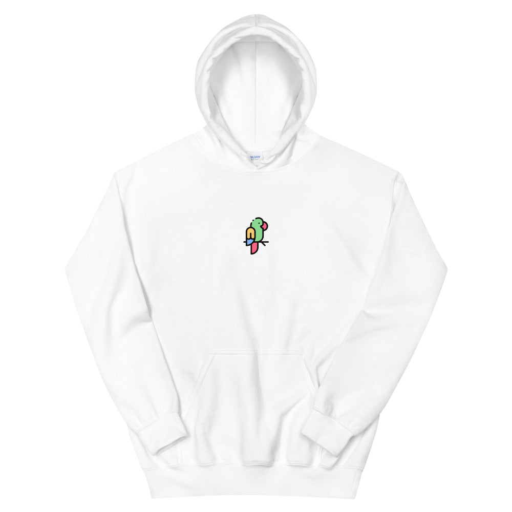 Little Parrot Unisex Hoodie - FRANKdesigns.Co