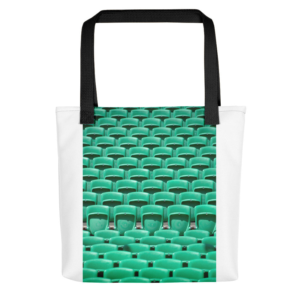 Green Sears Tote bag - FRANKdesigns.Co