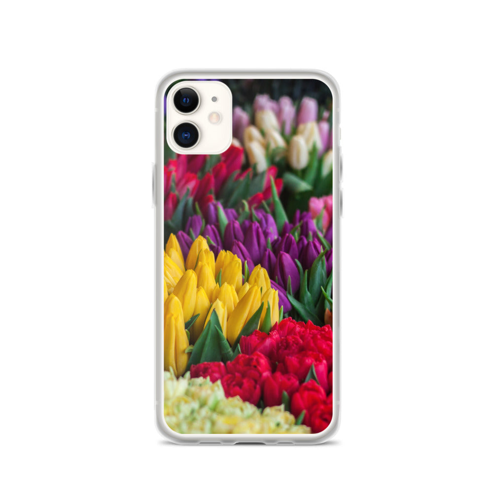 Bunches of Flowers IPhone Case - FRANKdesigns.Co