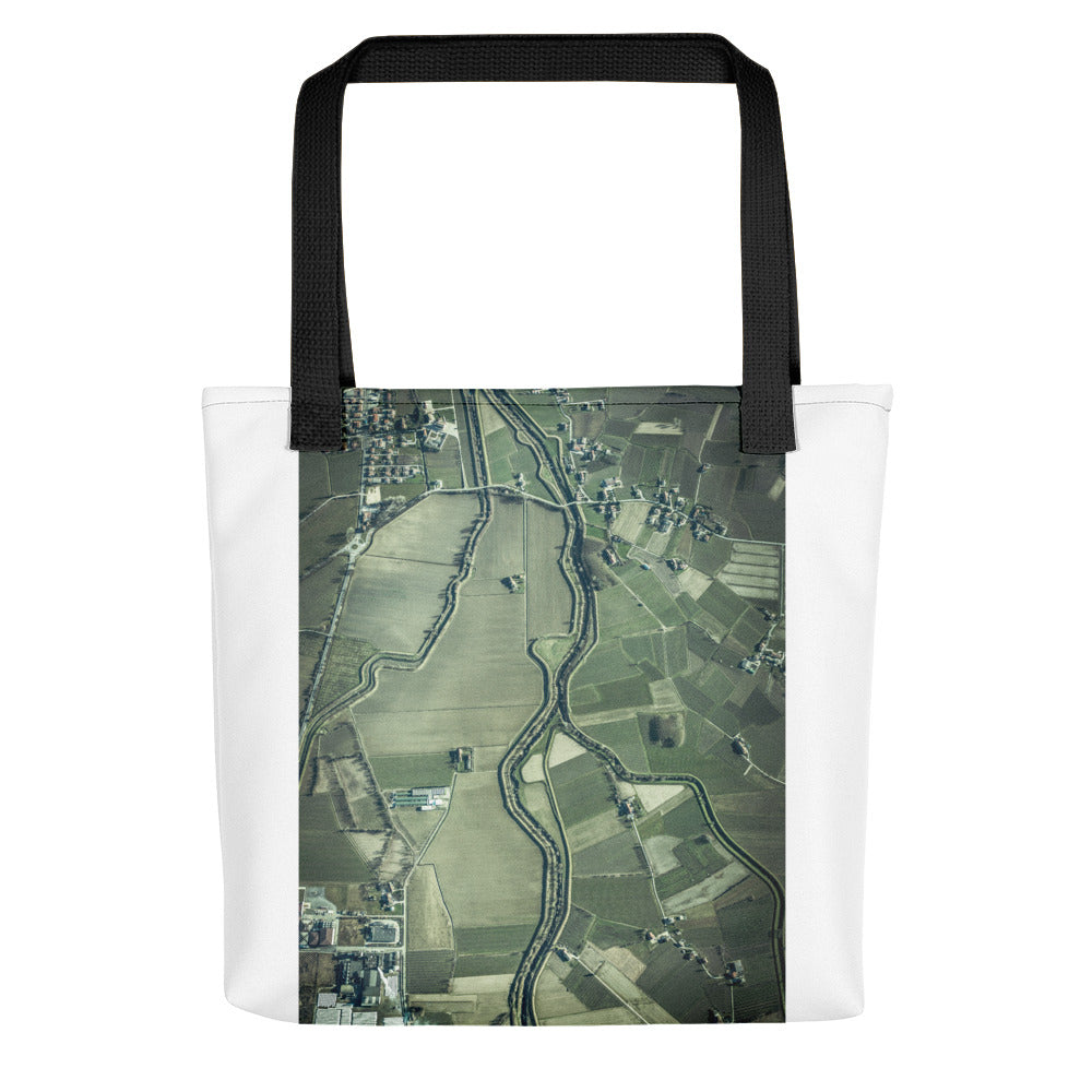 From Above Tote bag - FRANKdesigns.Co