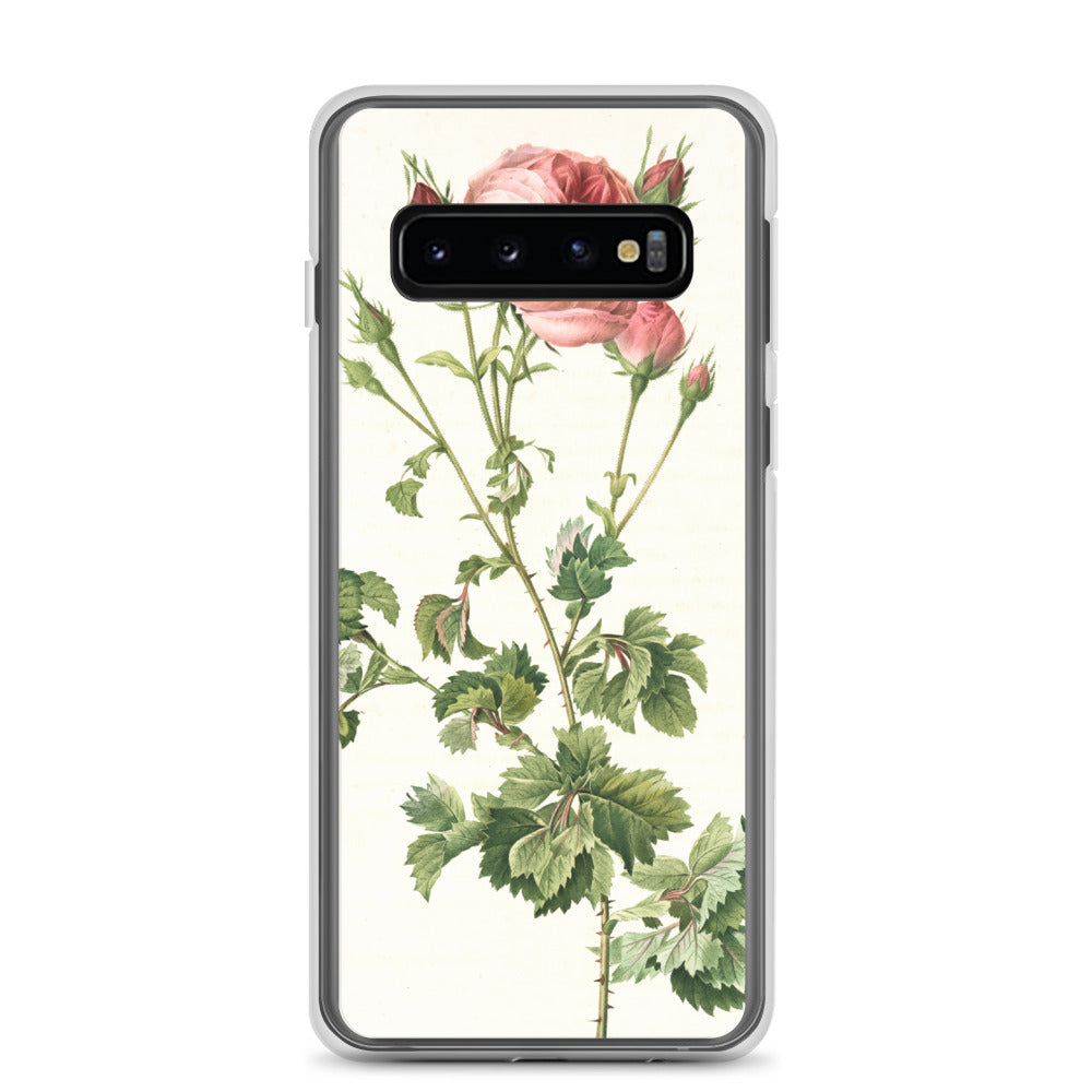 vintage flower print illustration 31 Samsung Case - FRANKdesigns.Co