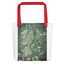 Load image into Gallery viewer, From Above Tote bag - FRANKdesigns.Co