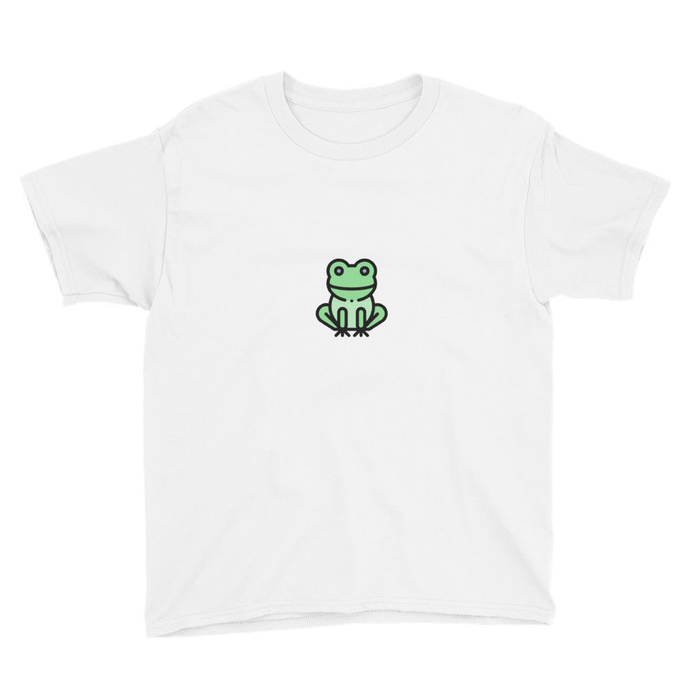 Little Frog Youth Short Sleeve T-Shirt - FRANKdesigns.Co