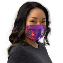 Load image into Gallery viewer, Spooky Face mask - FRANKdesigns.Co