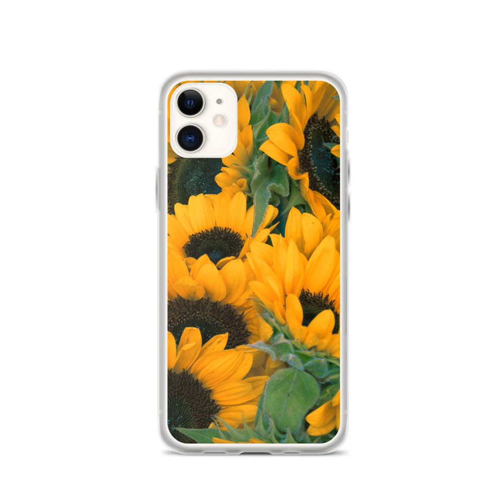 Sunflowers IPhone Case - FRANKdesigns.Co