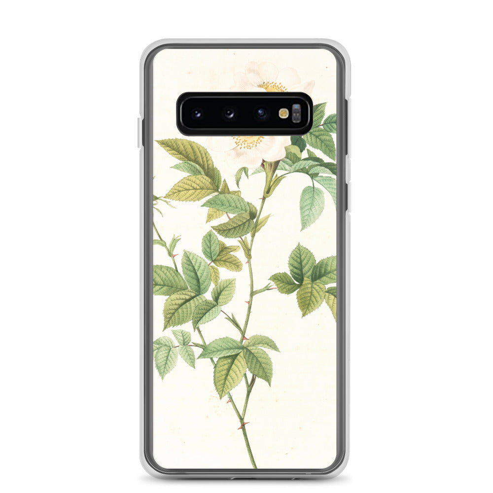 vintage flower print illustration 10 Samsung Case - FRANKdesigns.Co